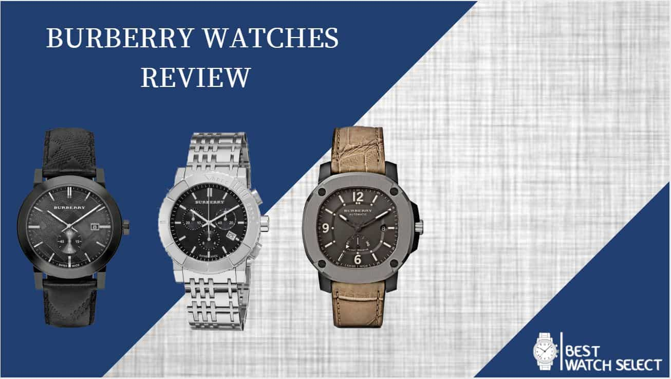 Burberry Watches Guide For Men and Women