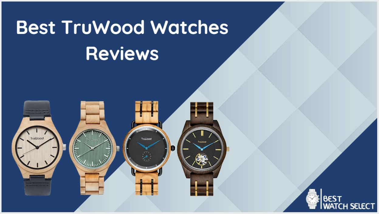 The Best Wood Watches