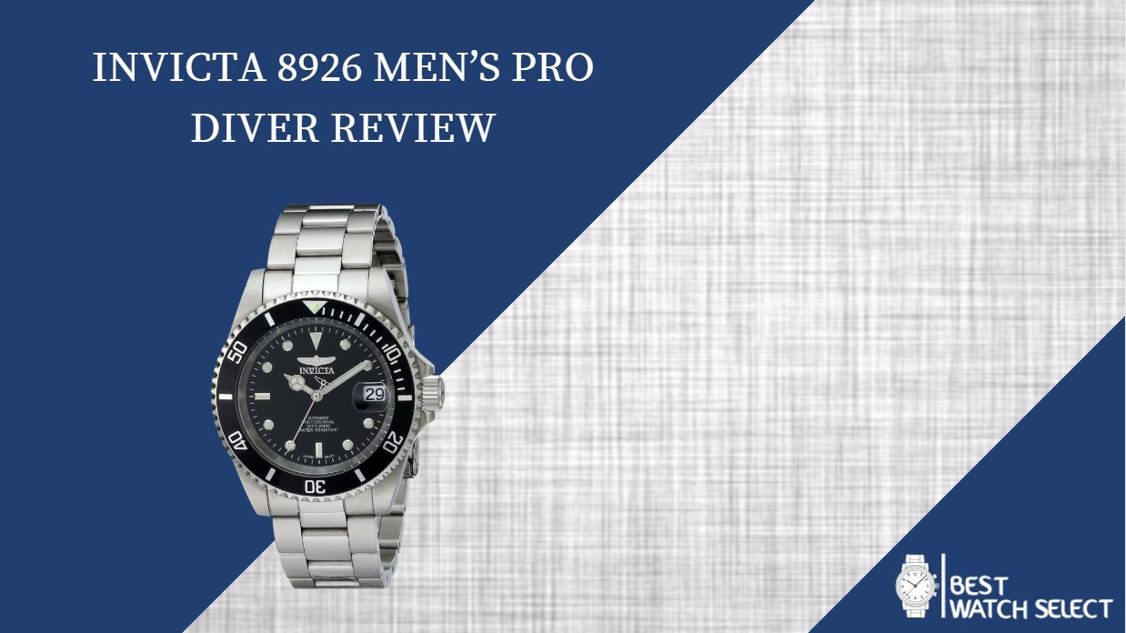 Invicta 8926 Men's Pro Diver Collection watch