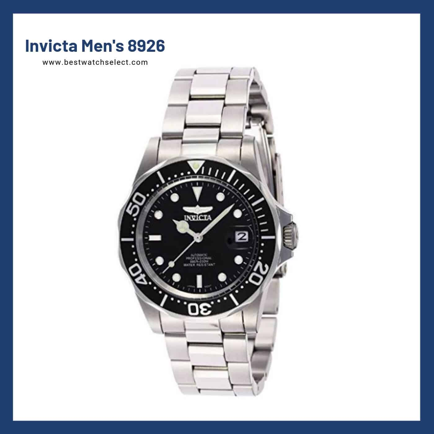 Invicta 8926 Review