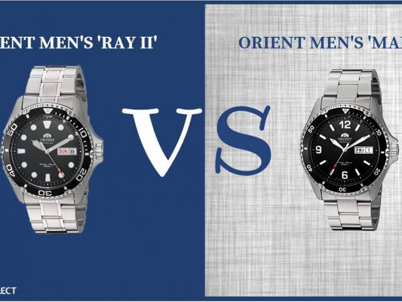 Orient Ray vs Mako | The Complete Guide to Buying an Orient Watch