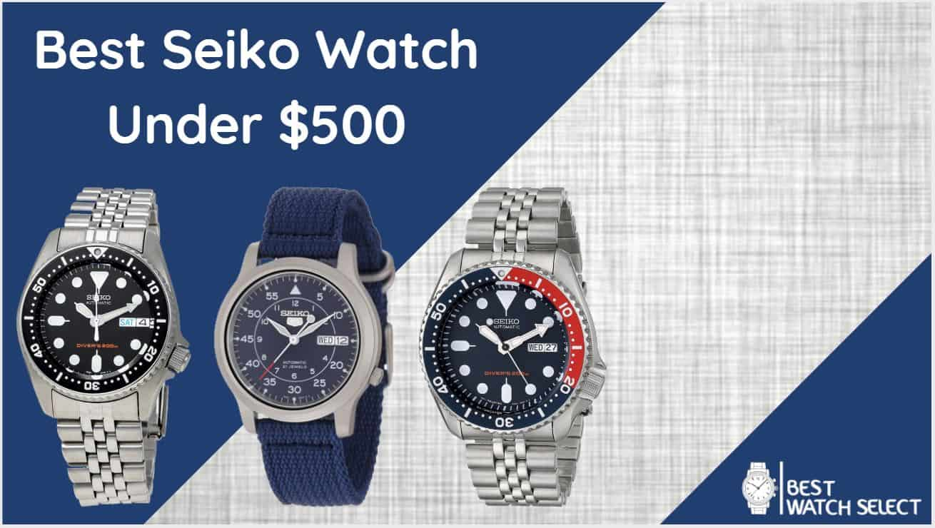 best seiko watch reviews