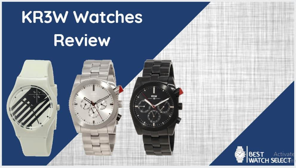 KR3W Watches Review Fashionable Affordable KR3W watch