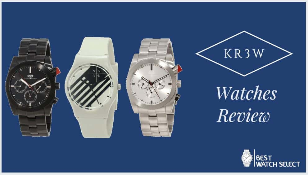 KR3W Watches Review
