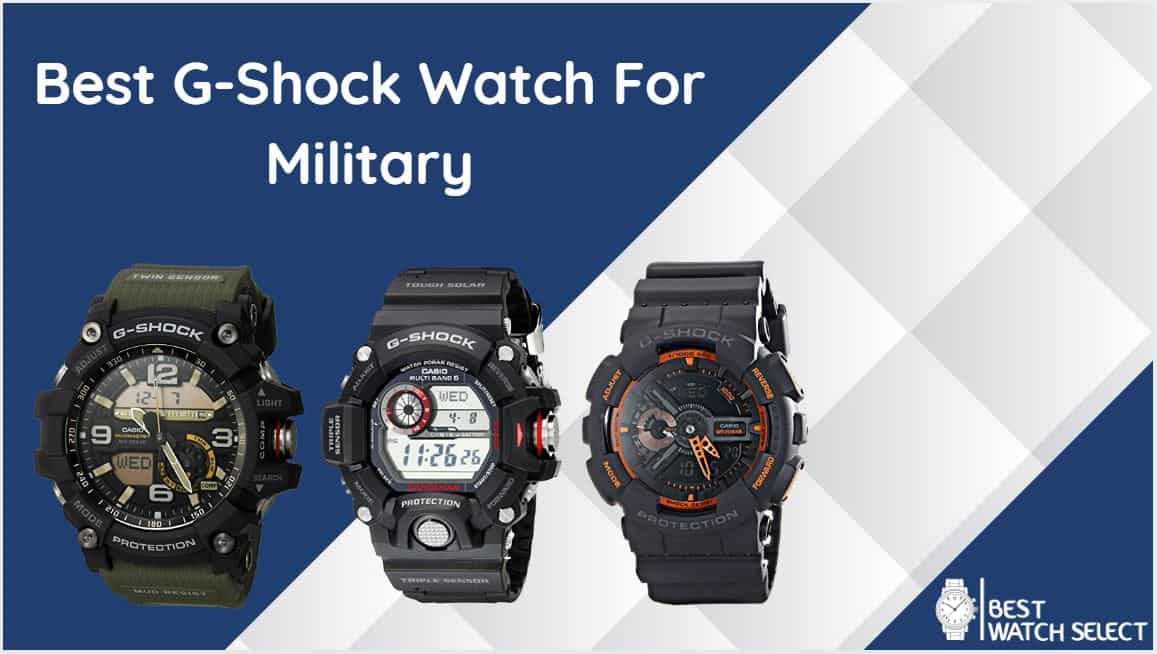 Best G Shock Watches Review