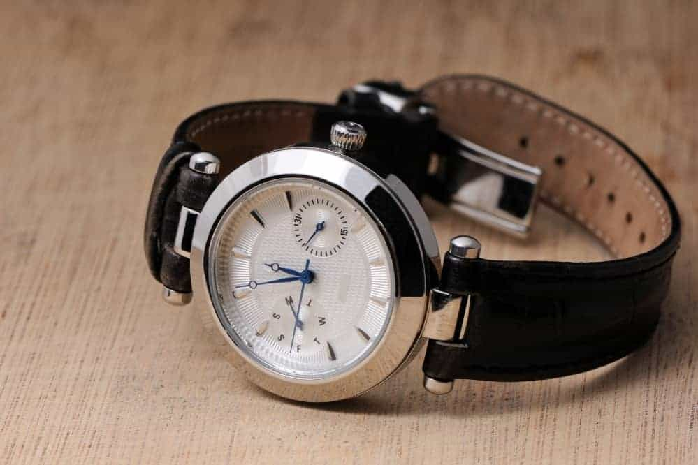 Sweeping Second Hand Watch