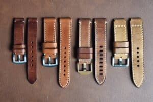 Watch Strap Color Rules